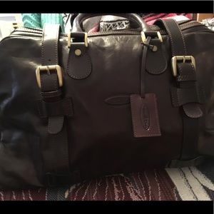 Other - Maxwell Scott Men's leather duffle